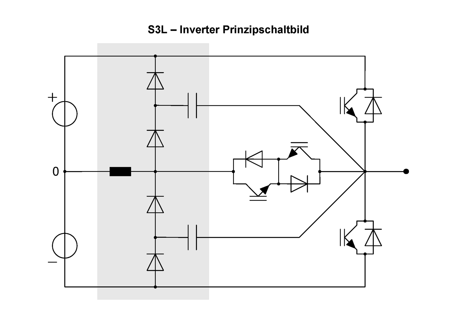 Invention Store S3l Inverter Switching Loss Free 3 Level Pulse Schematic Diagram Electrical Of The