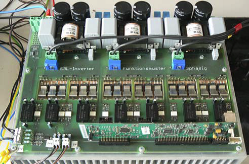 Invention Store: S3L-Inverter: Switching-loss-free 3-level
